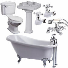 Four-Piece Bathroom Suites