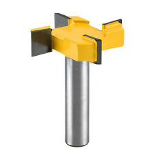 Surface Planing Bottom Clean Wood Milling Woodwork Router Cutter Tool Drill Bit
