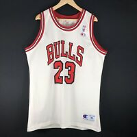 NEUW Champion Michael Jordan Chicago Bulls NBA Trikot Air Basketball Jersey XL L