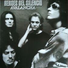 HEROES DEL SILENCIO - AVALANCHA - LP VINYL SPAIN 2007 MINT / MINT A ESTRENAR