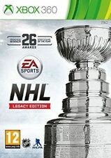 Microsoft Xbox 360 Ice Hockey Video Games PEGI 12 Rating