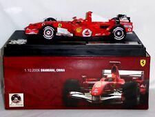 Hot Wheels Racing Ferrari F248, GP Shanghai, China, M. Schumacher 1:18 limitiert