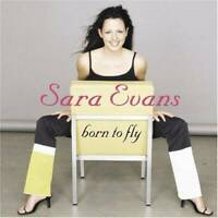 Born to Fly - Audio CD By Sara Evans - VERY GOOD