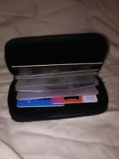 SD/TF Memory Card, Phone tool & Sim card, Business Card, Secure Storage Wallet