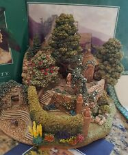 Lilliput Lane Tranquility Limited edition #1621 New In Box