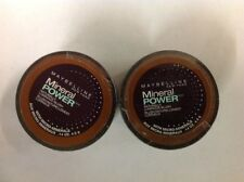 2 X Maybelline Mineral Power Naturally Luminous Blush (SUNSET BRONZE ll) NEW.