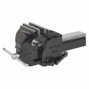 Sealey USV150 Professionnel Mécanique Étau 150mm Sg Fer