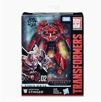 Transformers studio series Deluxe Class Movie 02 Stinger