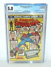 Amazing Spider-Man #121 CGC 5.0, OW-W Pages, Death of Gwen Stacy, Original Owner