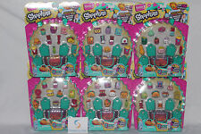 SHOPKINS Season 3 BUNDLE! 6 12 PACKS! SPECIAL EDITION POLISHED PEARL! Limited