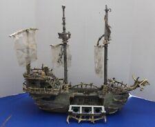 MEGA BLOKS MEGABLOKS  DREAD EYE'S PHANTOM PYRATES GHOST SHIP  OF THE CARIBBEAN