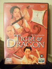 DVD - TIGRE & DRAGON - Chow Yun Fat - 2001 - Français / Anglais / Mandarin