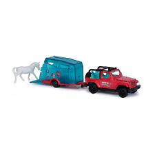 Majorette Cars Pink Trailer VW T1 Airstream Sport 16 Scale 1/59 Di05820