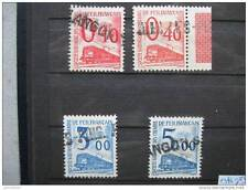 Timbres France : colis postaux 1945 à 1954