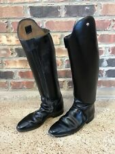 USED Konig Grandgesters + Zippers US 10.5 (39.5cm calf 48/55 cm height)