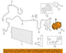 FIAT OEM 12-15 500-A/C AC Compressor 68225320AA