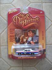 1:64 Johnny Lightning Dukes of Hazzard Enos Race Car
