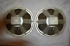 "Pair Of Magnavox Alnico 12"" Speakers"