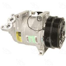 A/C Compressor-New Compressor 4 Seasons 68647