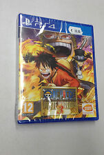 Ps4 One Piece Pirate Warriors 3 Namcogaranzia ITA