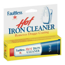 Genuine Faultless Hot Iron Soleplate Cleaner & Stain Burn Remover 28g Pack of 1