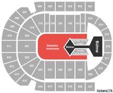 BTS BANGTAN BOYS BERLIN 17.10.2018 Stehplatz Innenraum Tickets Karten