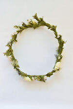 Goddess Green Flower Crown | Designed by Famous Japanese Designer