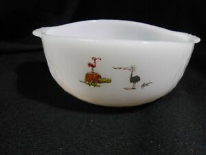 B.C. Cereal / Nut Bowl Johnny Hart Anchor Hocking / Fire King BC