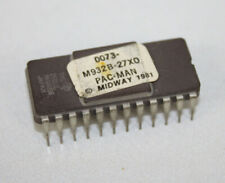 Midway Pacman Integrated Circuit Chip 1981 0073-M932B-27Xo Dealer Stock Part Vtg