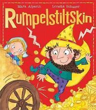 My First Fairy Tales Rumpelstiltskin by Mara Alperin Paperback