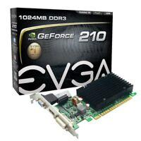 EVGA 01G-P3-1313-KR GeForce 210 Graphic Card - 520 MHz Core - 1 GB DDR3 SDRAM -