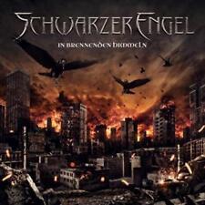 SCHWARZER ENGEL - In Brennenden Himmeln - Limit. Digipak-CD - 205835