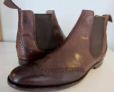 Church Church's Meddon Custom Grade Chelsea Brogue Boots UK 9 EU 43 F Width