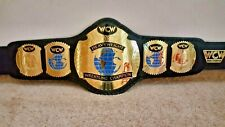 WCW World Heavyweight Wrestling Championship Belt.Adult Size.
