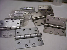 """12 IVES Stainless Commercial 5 Knuckle Door Hinge 4-1/2"""" HEAVY 3/4 Knuckle"""