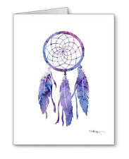 Dreamcatcher Note Cards With Envelopes