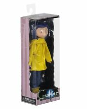 Neil Gaiman Coraline Rain Coat Movie Action Figure Doll Doll Folding NECA