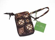 Vera Bradley ~ All in One Wristlet ~ Cell Phone Holder ~ CANYON ~ NEW NWT ~ Auth