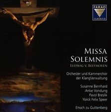 Ludwig van Beethoven: Missa Solemnis - Recorded live at the Hercules Concert Hal