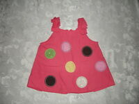 NWT Gymboree Tea for Two Mini Dots Backpack Brown Coral
