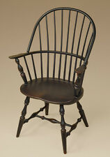 Windsor Chair - Set of 10 - Sack Back Armchairs - Dining Room Chairs - Furniture