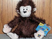 "Webkinz - Brand New with Sealed Tag Code - ""Monkey"""