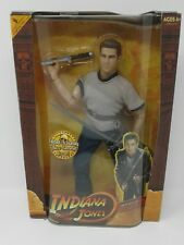 "Indiana Jones 12"" Mutt Williams Figure 653569322191"