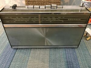 Grundig Elite Boy 500 Retro Radio 1970's 4 Band Vintage Radio