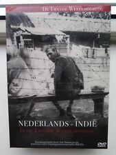 Nederlands - indie - in de tweede wereldoorlog 3 dvd box - nieuw in seal