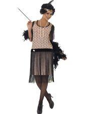 1920s Coco Flapper Costume Kostüm Kleid Größe M Damen Verkleidung Gebraucht