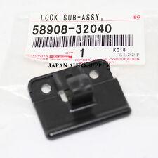 NEW OEM TOYOTA Corolla Matrix Tacoma CENTER CONSOLE LID LATCH LOCK 58908-32040