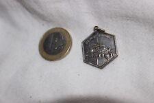 Monts St Michel Vintage Catholic Medaille Religieuse