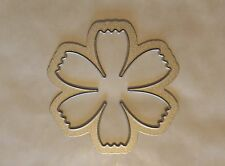 Sizzix Die Cutter  FLOWER FLOWERS Thinlits fits Big Shot Cuttlebug