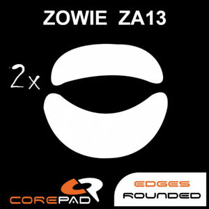 Corepad Skatez Zowie ZA13 Ersatz Mausfüße Hyperglides Hyperglide